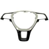 Cover for multifunction steering wheel 6C0419685B with...