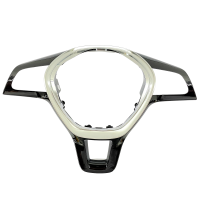 Cover for multifunction steering wheel 5G0419685L without...