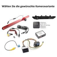 Nachrüstsatz Rückfahrkamera für Mercedes Vito Typ W447 mit Audio15 und Heckklappe