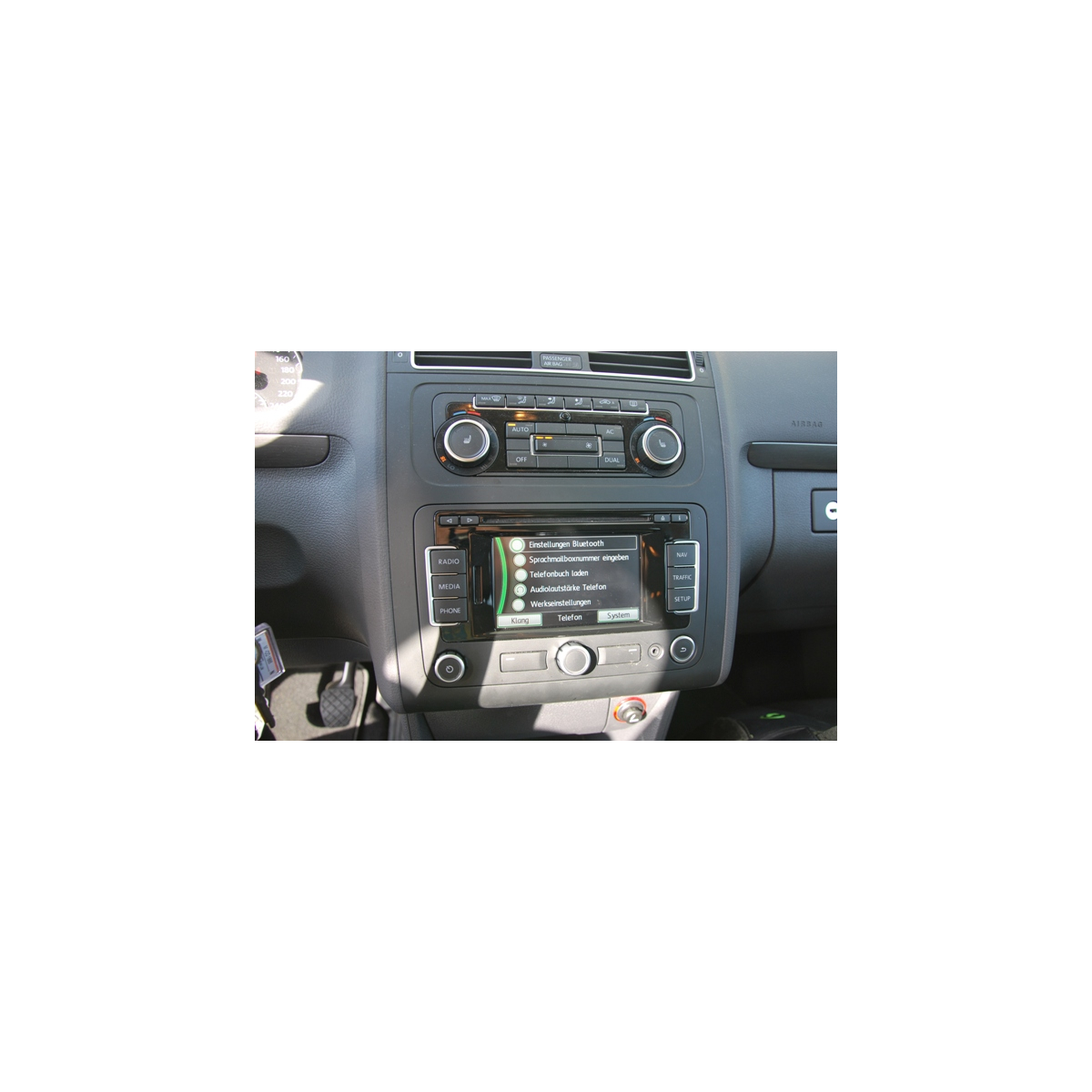 Vw navigationssystem rns 315  RNS 315 radio navigation