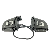 Original VW Lenkradtasten 5G0959442AA ICX mit GRA und Assistenztaste für Leder Multifunktionslenkrad