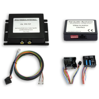 Interfaz multimedia para VW / Skoda - MFD3 / RNS510 /...