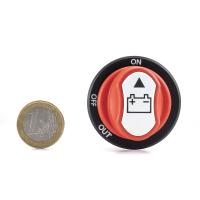 AMPIRE Batterietrennschalter, 50A Dauerbelastung (A23-6B)