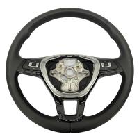 Nachrüstung einer Geschwindigkeitsregelanlage im VW Crafter SY und SZ mit verbautem Spurhalteassistent ohne Multifunktionslenkrad