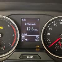 Nachrüstung einer GRA Geschwindigkeitsregelanlage im VW Crafter SY und SZ bis Produktionsdatum 26.11.2018
