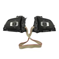 Multifunktionstasten 5G0959442T für Lederlenkrad, zu verwenden für VW Golf 7, Passat 3G, Arteon 3H, Crafter SY