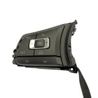 Multifunktionstasten 2G0959442M mit GRA Funktion für Sport Lederlenkrad, zu verwenden für VW Polo AW1