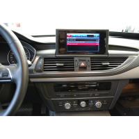 Aktywacja OBD TV DVD dla Audi A1 8X - A6 4G - A7 4G - Q3 8U z RMC i RMC 2