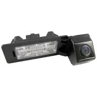 AMPIRE Rückfahrkamera für Skoda SuperB 3T...