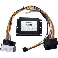 Wideo w ruchu dla PORSCHE PCM3.0