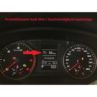 Nachrüstsatz GRA (Geschwindigkeitsregelanlage) Audi A6 4G