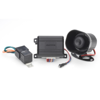 CAN bus alarm system vehicle-specific for MERCEDES CLK...