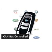 CAN Bus Alarmanlage fahrzeugspezifisch für SKODA Octavia 2 ab Baujahr 2004 bis 2013 (Typ 1Z)