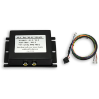 Interfaz multimedia para VW MFD2 (1x AV IN +...