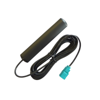 GSM antenna with Fakra connector (neutral coding /...