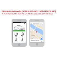 Aufrüstsatz von Zuheizer auf Standheizung für VW Amarok 2H - mit Webasto Vorwahluhr - (bis ca. 8/2016)