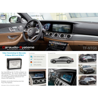 CAS TV activation for Mercedes with Comand Online NTG5 /...