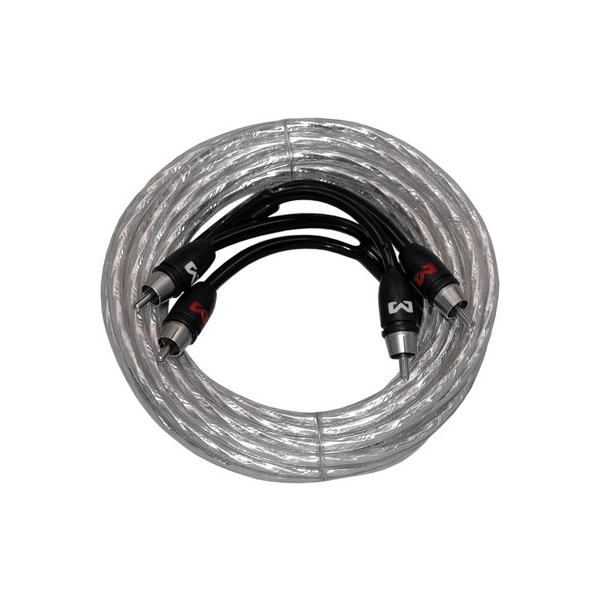 Cable de audio AMPIRE de 400 cm, 2 canales