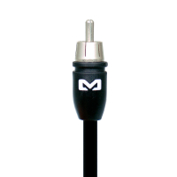 Kabel audio AMPIRE 550cm, 2-kanalowy