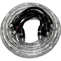 Cable AV AMPIRE de 100 cm, 3 canales, serie X-Link