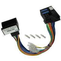 Universeller Plug&Play Quadlock Kabelsatz