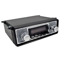 AMPIRE construction / substructure console for car radios