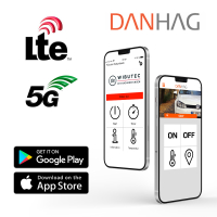 "DANHAG GSM remote control ""Basic"" LTE version V11"