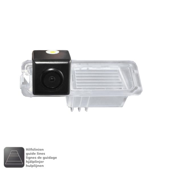 AMPIRE Griffleisten-Kamera VOLKSWAGEN (diverse Modelle)