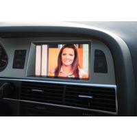 Activación de TV DVD Audi MMI navigation plus...