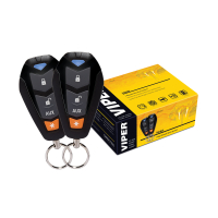 """VIPER alarm system """"350PLUS"""" with two remote..."""