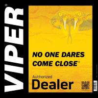 """VIPER Alarmsystem """"350PLUS"""" mit zwei Fernbedienungen"""