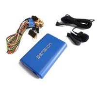 DENSION Gateway Lite BLUE AUDI (Quadlock) für A3 8P 8PA +...