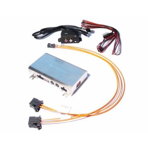 DENSION Gateway 500 Music Interface mit USB und iPod-Anschluss für Audi MMI 2G Basic und High
