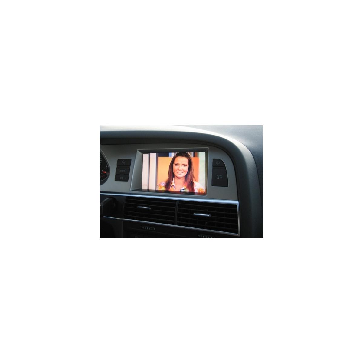 Tv Dvd Freischaltung Audi A4 A5 A6 A7 A8 Q5 Q7 Mit Mmi 2g 3g 35 00