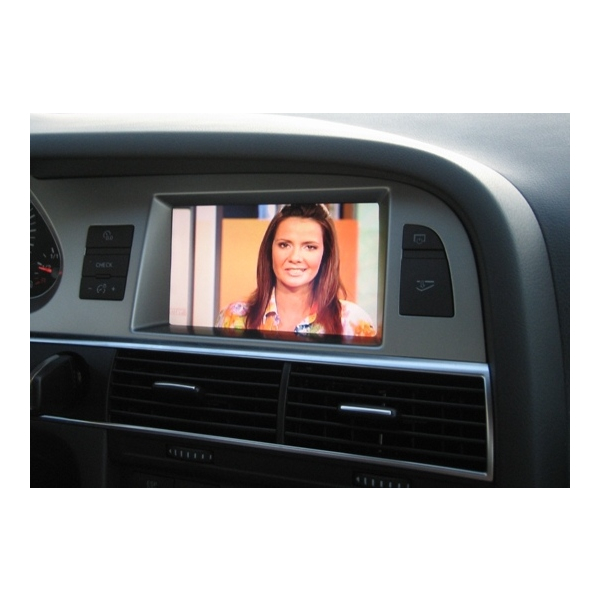 TV DVD activation Audi A4 A5 A6 A7 A8 Q5 Q7 with MMI 2G + 3G