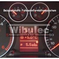 FIS (Driver Information System) modernizujacy Audi A6 4F