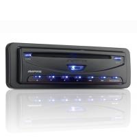 AMPIRE DVD-Player mit USB-Schnittstelle (1 DIN)
