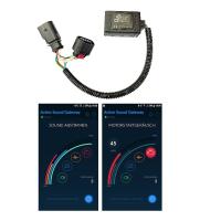 AUDI A6 A7 4G, SQ5 MotorSoundPlus additional electronics...