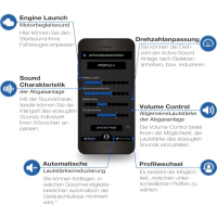 AUDI A6 A7 4G, SQ5 MotorSoundPlus dodatkowa elektronika...