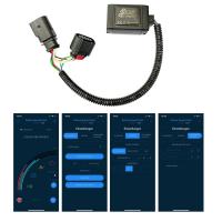 AUDI A6 A7 4G, SQ5 MotorSoundPlus Zusatzelektronik Bluetooth BLE