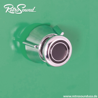 RETROSOUND rear operating ring, chrome-plated