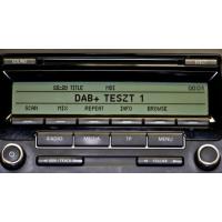 Interfejs DENSION DAB + U - DAB przez fabryczne zIacze USB