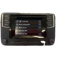 Original Volkswagen RCD330 Composition Media Radio mit Bluetooth, Tou