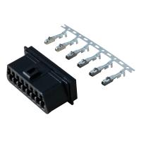 AMPIRE OBD diagnosis socket 16-pin incl. 6 contacts