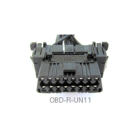 AMPIRE Kabelsatz für OBD-Firewall für Fiat, Ferrari, Hyundai, Isuzu, Jaguar, Jeep, Land Rover, Maserati, Mazda, Mitsubishi, Ssangyong