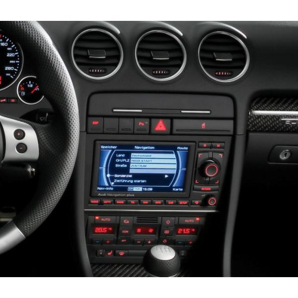 Komplettumbau auf 2 din radioschacht audi a4 8e cabrio for Mueble 2 din audi a4 b6