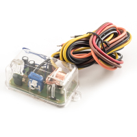 DIRECTED timing relay 1-50 sec., 15A