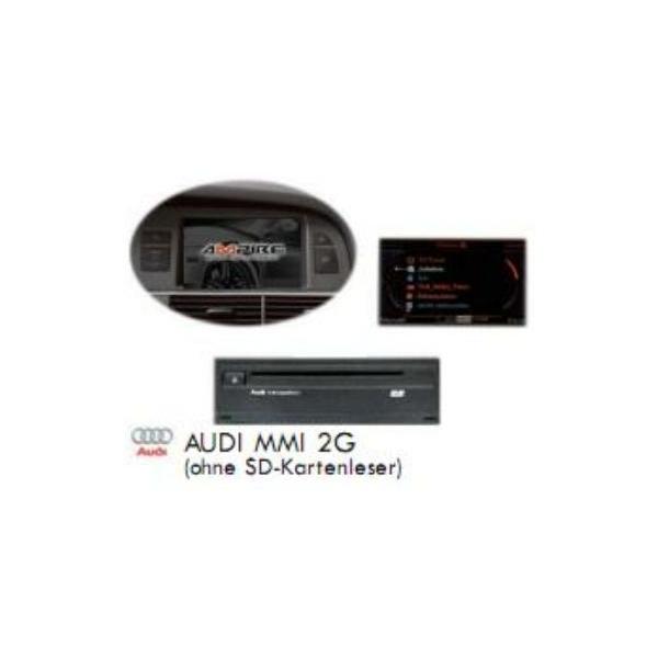 Mmi Update Cd S F 252 R Audi A6 A8 Q7 Inkl Anleitung 4