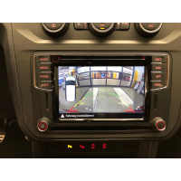 Retrofit kit for rear view camera accessories for VW...