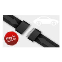 SmartTOP convertible top control for Audi A3 8P, A4 8H, TT 8J, VW Golf 6, Lamborghini Gallardo Spyder